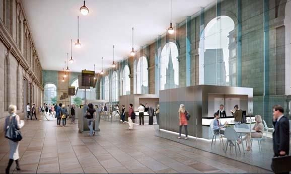 Thumbnail Retail premises to let in Unit 4, Newcastle Railway Station, Neville Street, Newcastle Upon Tyne