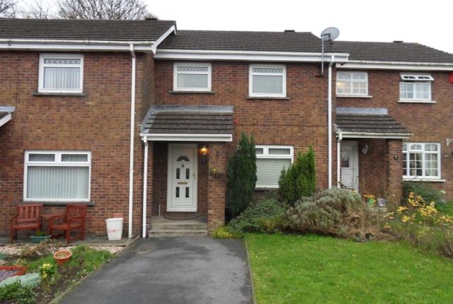 Thumbnail Terraced house to rent in Downs Close, Fforestfach, Swansea.