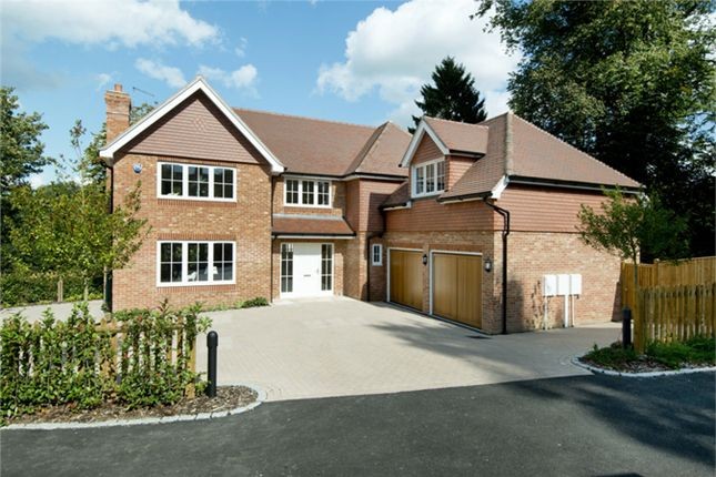 Thumbnail Detached house for sale in High Street, Chipstead, Sevenoaks, Kent