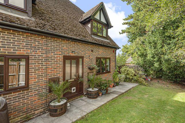 Terraced house for sale in Broad Ha'penny, Wrecclesham, Farnham