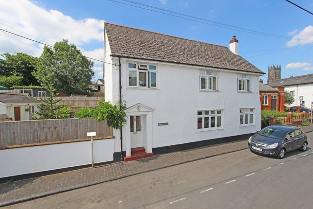 Thumbnail Detached house for sale in Pound Square, Cullompton
