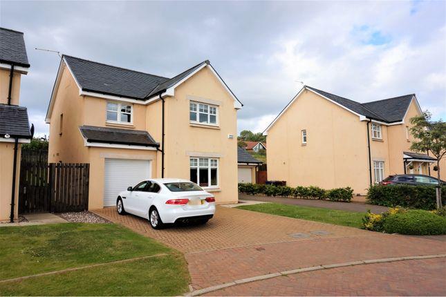 Thumbnail Detached house for sale in Louis Braille Way, Gorebridge