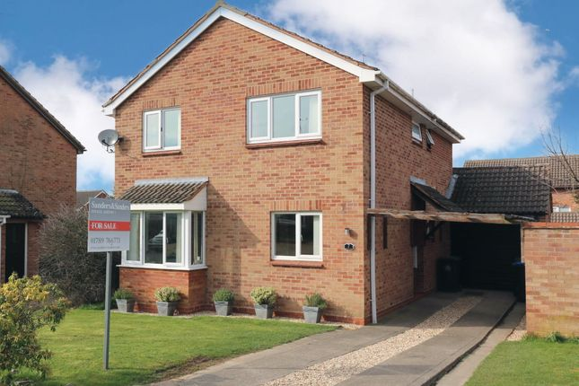 Thumbnail Detached house for sale in Horton Close, Alcester