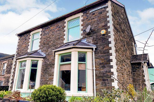 Thumbnail Detached house for sale in Foundry Road, Hopkinstown, Pontypridd