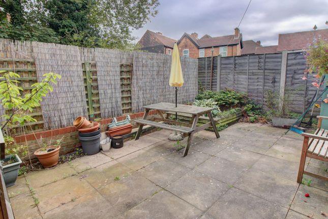 Rear Garden of Kingsmere Close, Erdington, Birmingham B24
