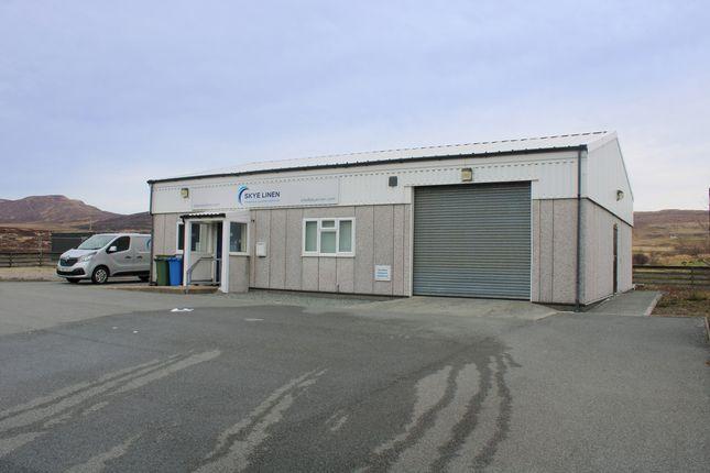 Thumbnail Light industrial for sale in Skye Linen, 7 Leasgeary Road, Portree, Isle Of Skye