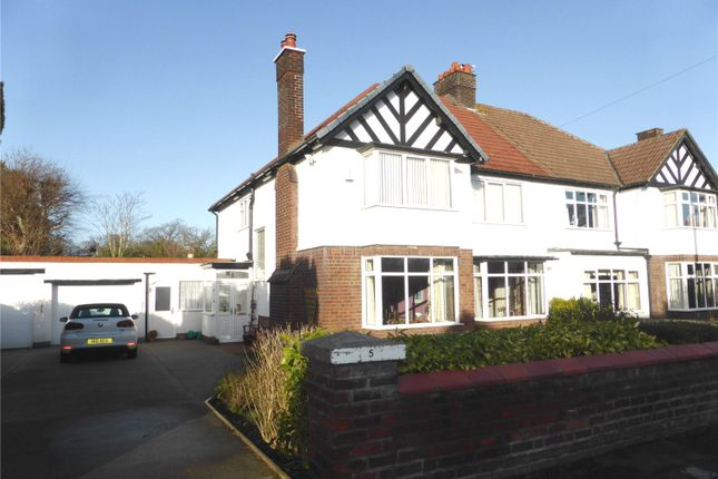 Thumbnail Semi-detached house for sale in Meadway, Spital