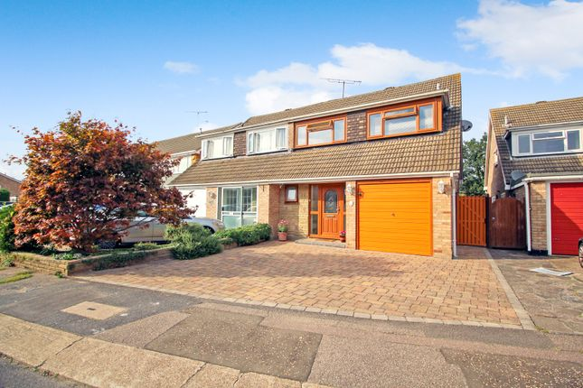 4 bed semi-detached house for sale in Ozonia Way, Wickford SS12