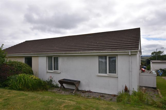 Thumbnail Bungalow for sale in Northey Close, Shortlanesend, Truro