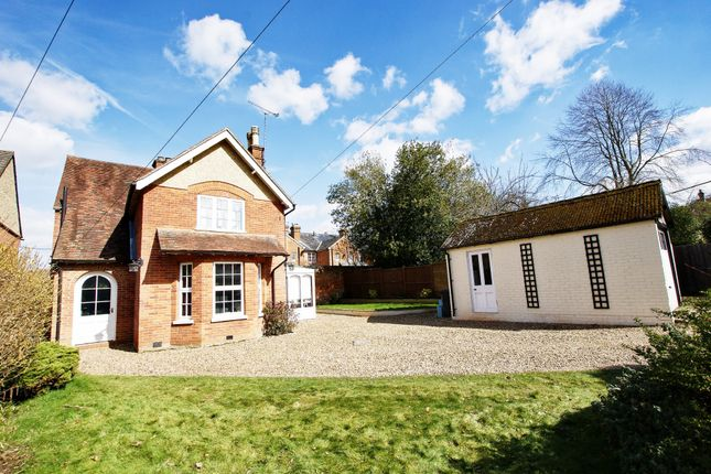 Thumbnail Detached house for sale in Cricket Green Lane, Hartley Wintney