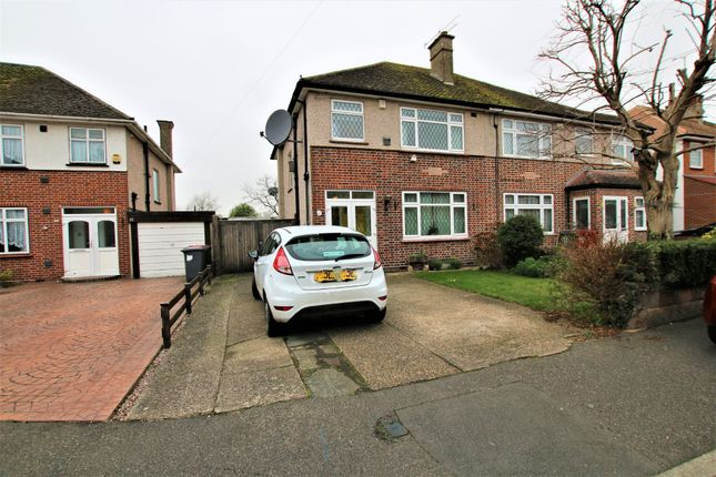 Thumbnail Semi-detached house to rent in Cottesbrooke Close, Colnbrook, Slough