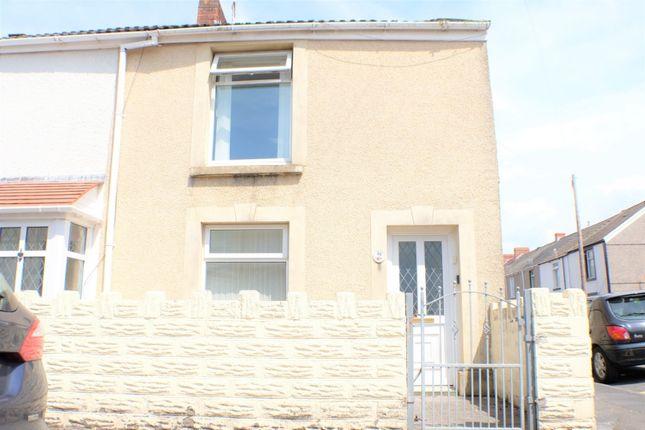 Thumbnail Semi-detached house to rent in Bond Street, Sandfields, Swansea