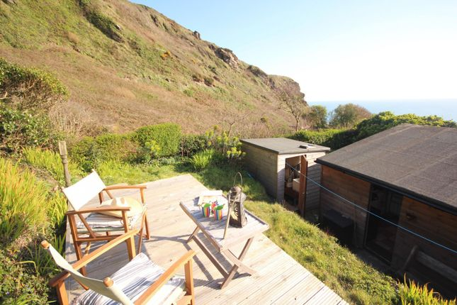 Thumbnail Bungalow for sale in Sunnyside, Happy Valley, Whitsand, Cornwall