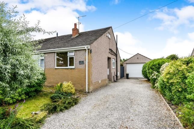 Thumbnail Bungalow for sale in Thrushgill Drive, Halton, Lancaster, Lancashire