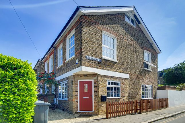 Thumbnail End terrace house for sale in Green Lane, London