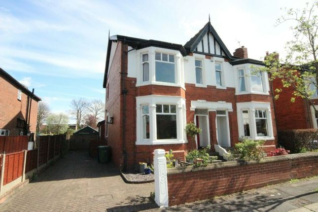 Thumbnail Semi-detached house for sale in Arran Avenue, Sale