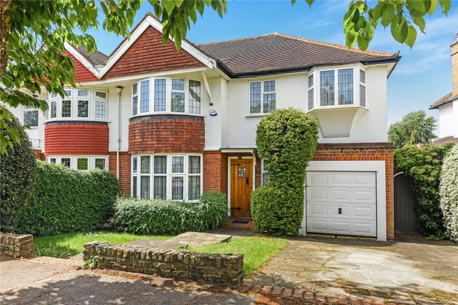 Thumbnail Semi-detached house for sale in Cuckoo Hill Road, Pinner, Middlesex