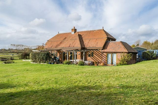 Thumbnail Property for sale in Foxes Lane, West Wellow, Romsey