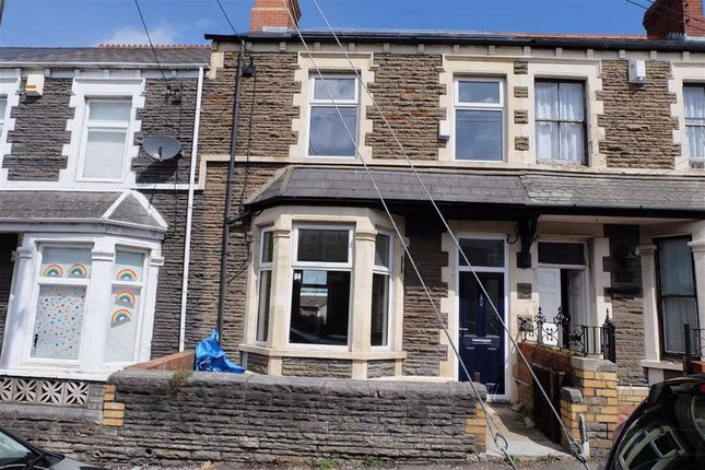 Thumbnail Terraced house to rent in Court Road, Barry, Vale Of Glamorgan