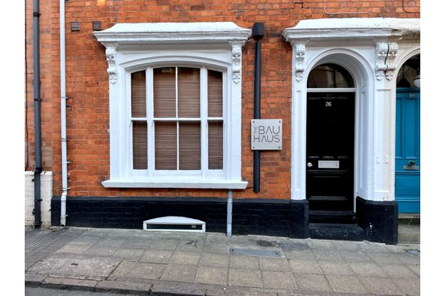 1 bed flat for sale in 26 Hazelwood Road, Northampton NN1