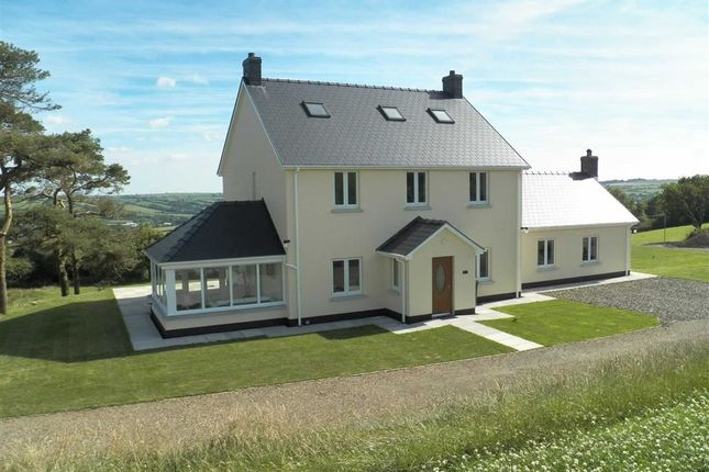 Thumbnail Property for sale in Glogue