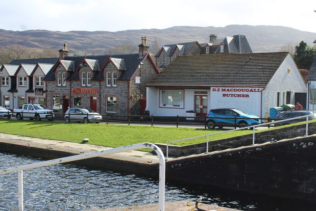 Thumbnail Retail premises for sale in Macdougall Butchers And Takeaway, Canalside, Fort Augustus