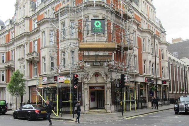Thumbnail Retail premises for sale in Natwest - Former, 125, Great Portland Street, Westminster, London, Greater London