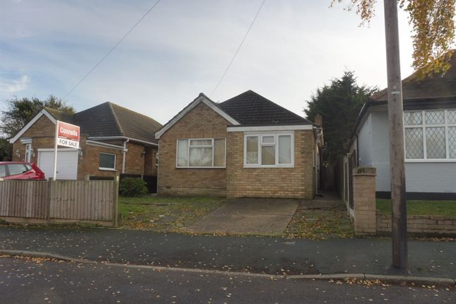 Thumbnail Detached bungalow for sale in Chelmsford Road, Holland-On-Sea, Clacton-On-Sea