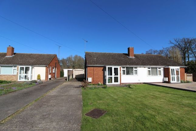 Thumbnail Semi-detached bungalow for sale in Ambleside, Aylesbury