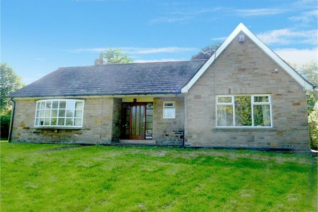 Thumbnail Detached bungalow for sale in Harrogate Road, Bradford, West Yorkshire