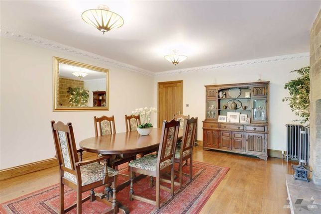 Dining Room of Belland Lane, Stonedge, Chesterfield, Derbyshire S45