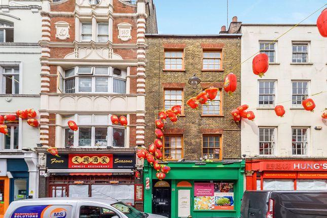 Wardour Street of Wardour Street, London W1D