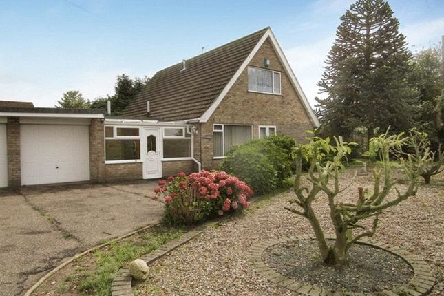 Thumbnail Detached house to rent in Jews Lane, Bradwell, Great Yarmouth