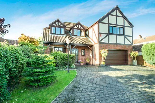 Thumbnail Detached house for sale in Cookridge Avenue, Cookridge, Leeds