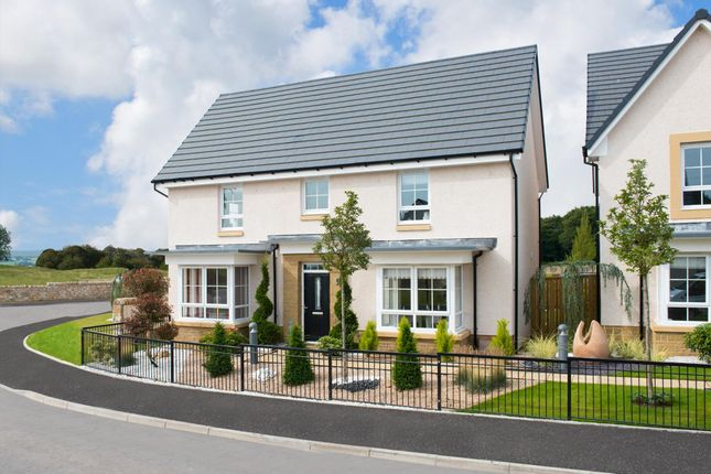 "Thumbnail Detached house for sale in ""Balmore"" at Glassford Road, Strathaven"
