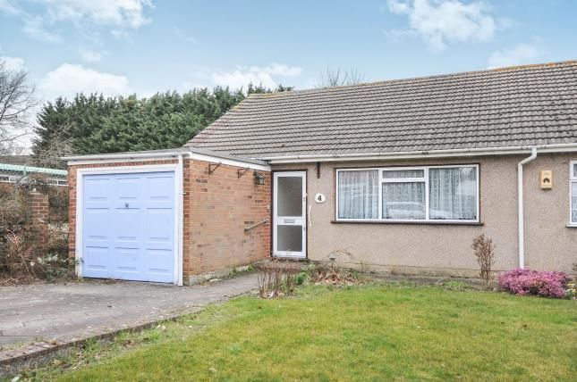 Thumbnail Bungalow for sale in Partridge Road, Sidcup, Kent