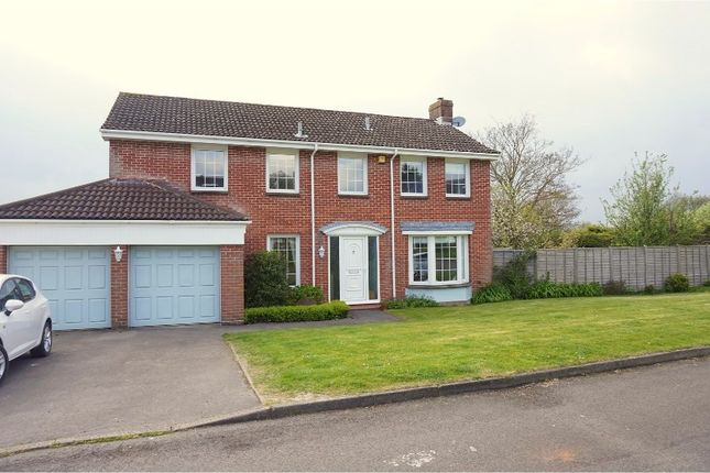Thumbnail Detached house for sale in Laverstock Park West, Salisbury