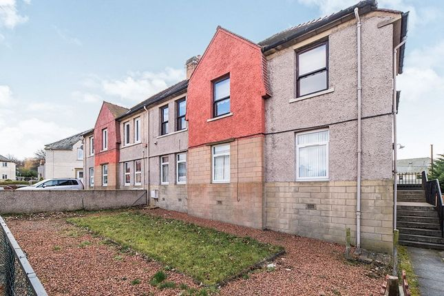 Thumbnail Flat for sale in Reed Drive, Newtongrange, Dalkeith