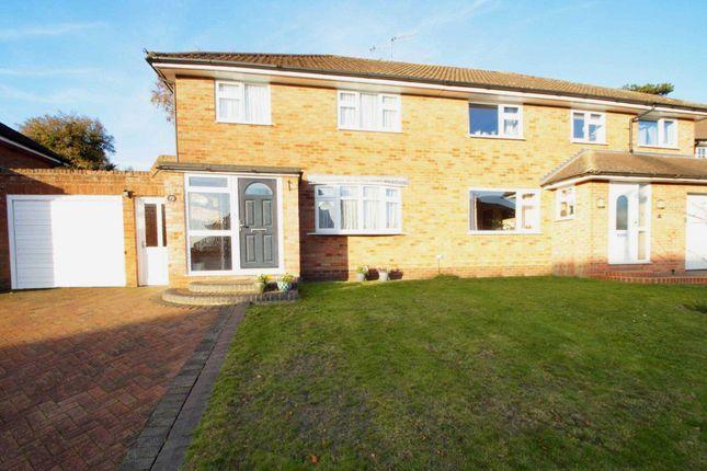 3 bed semi-detached house for sale in Ridge Lea, Hemel Hempstead