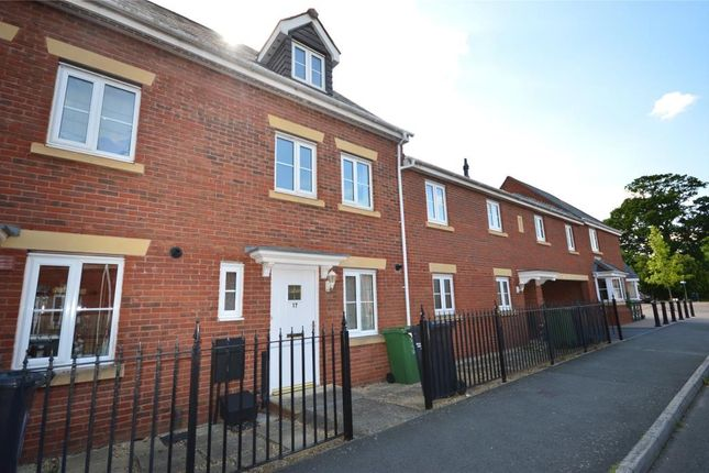 Thumbnail Terraced house to rent in Unicorn Street, Exeter, Devon