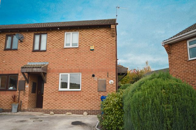Thumbnail End terrace house to rent in Moorthorpe Way, Owlthorpe, Sheffield