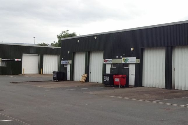 Thumbnail Industrial to let in Buckholt Drive, Worcester