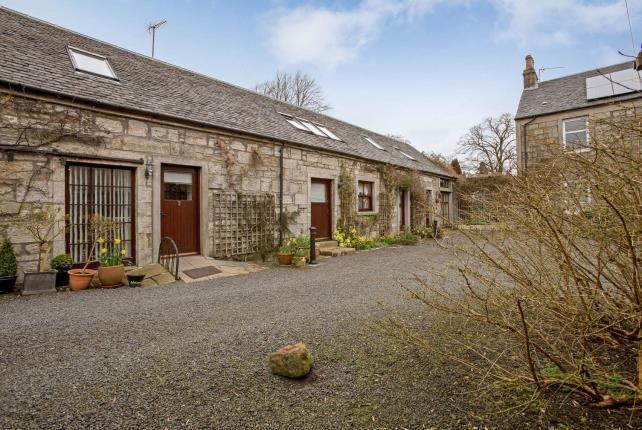 Thumbnail Terraced house for sale in East Lochhead, Kilbirnie Road, Lochwinnoch