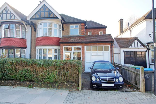 Thumbnail Semi-detached house to rent in Northwick Park Avenue, Kenton