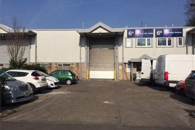 Industrial to let in Unit 6A, Saunders Way, Questor, Dartford, Kent