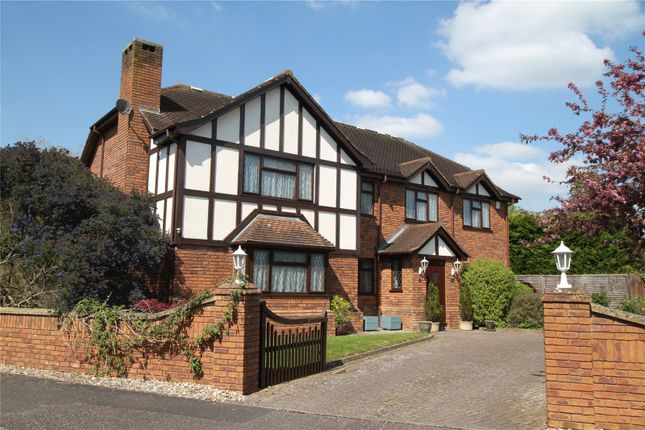 Thumbnail Detached house for sale in Kings Close, Taunton, Somerset