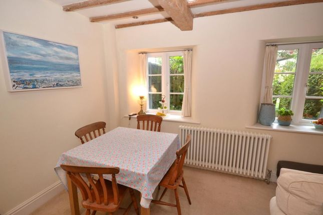 Dining Area of Oak Hill Cottages, Oak Hill, East Budleigh, Budleigh Salterton EX9