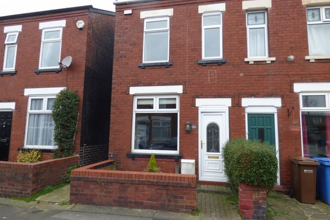 Thumbnail Semi-detached house for sale in Westwood Road, Stockport