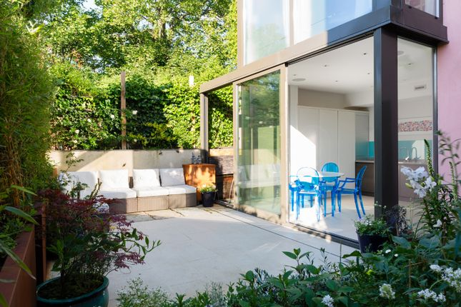 Thumbnail End terrace house for sale in Lambourn Road, Clapham, London