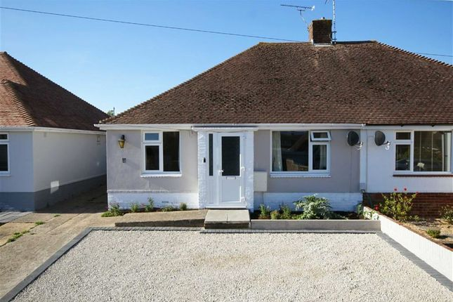 2 bed semi-detached bungalow for sale in Salvington Road, Worthing, West Sussex